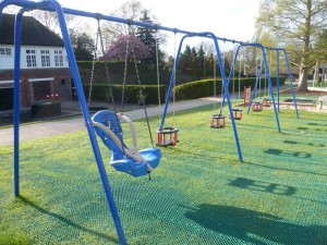 playpark disabled swing