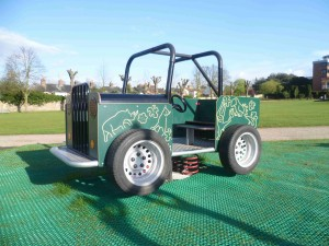 playpark jeep rocker