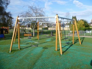 playpark swings