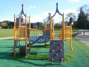 playpark toddler climbing frame