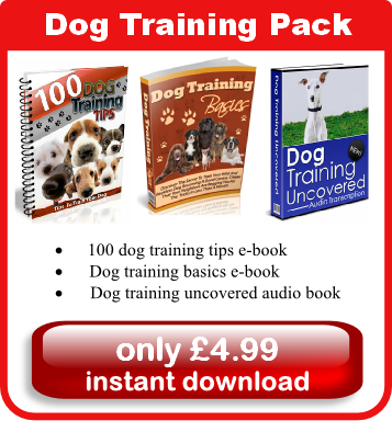 Dog Training Pack